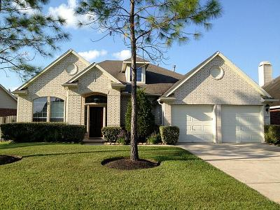 Pearland Rental For Rent: 3019 Summercrest Drive