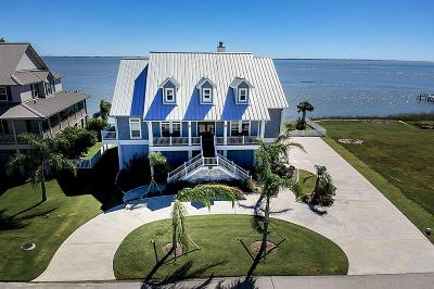 Hitchcock Single Family Home For Sale: 29 Water Key