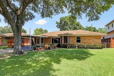 Houston Single Family Home For Sale: 2110 Nina Lee Lane