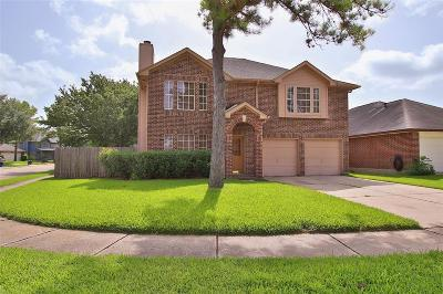 Sugar Land Single Family Home For Sale: 16907 Dusty Mill Drive W