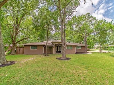 Houston Single Family Home For Sale: 9402 Crispin Lane