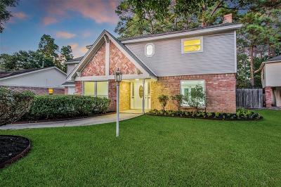 Spring Single Family Home For Sale: 16306 Krayola Lane