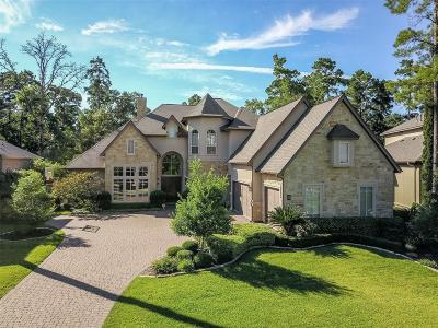 Conroe, Spring, The Woodlands Single Family Home For Sale: 42 E Ambassador Bend