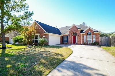 Sugar Land Single Family Home For Sale: 2403 Parkhaven Drive