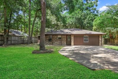 Conroe Single Family Home For Sale: 14411 Woodgreen Lane