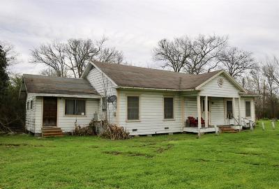 Grimes County Single Family Home For Sale: 1106 W Washington Avenue