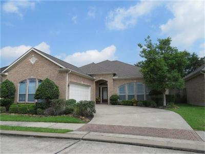 Friendswood Single Family Home For Sale: 1531 Briar Bend