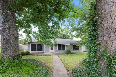 Houston Single Family Home For Sale: 1302 Martin Street