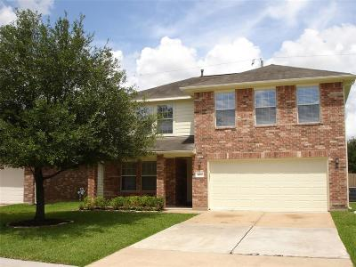 Katy Single Family Home For Sale: 6014 Deep South Drive
