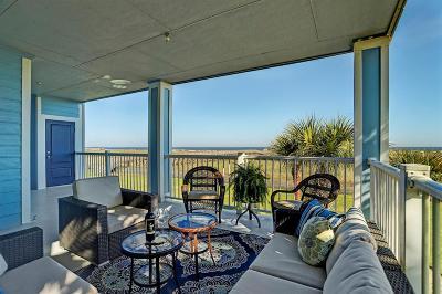 Galveston Condo/Townhouse For Sale: 26461 Cat Tail Drive #101