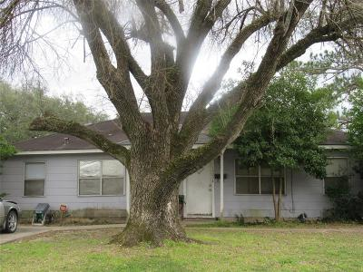 Liberty Multi Family Home For Sale: 1000 Milam Street
