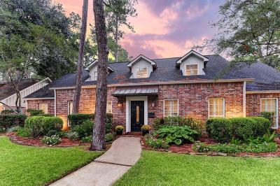 Briargrove Park Single Family Home For Sale: 10022 Sugar Hill Drive