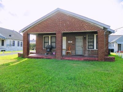 Houston TX Single Family Home For Sale: $249,000