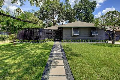 Houston Single Family Home For Sale: 4110 Norfolk Street
