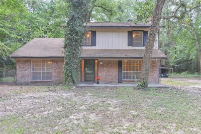 New Caney Single Family Home For Sale: 22448 Brook Forest Road
