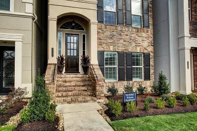 Houston Single Family Home For Sale: 713 Somerset Commons Lane