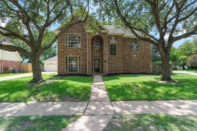League City Single Family Home For Sale: 1323 Deer Ridge Drive