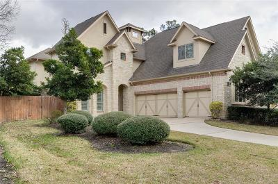 The Woodlands Condo/Townhouse For Sale: 87 S Knights Crossing Drive