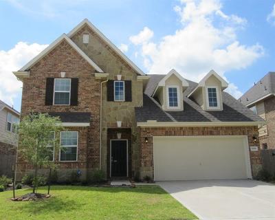 Alvin Single Family Home For Sale: 5195 Echo Falls Drive