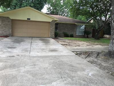 Sugar Land Single Family Home For Sale: 14318 Branchwater Lane