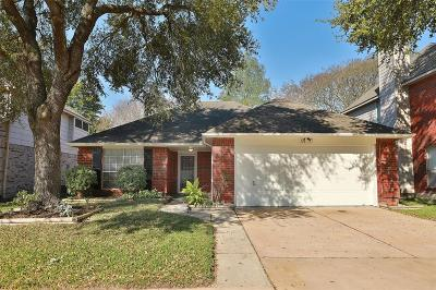 Katy TX Single Family Home For Sale: $179,995