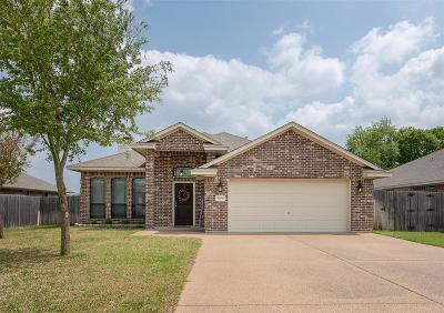College Station Single Family Home For Sale: 1104 Pamplin Court