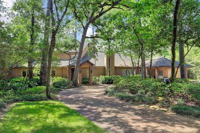 Houston Single Family Home For Sale: 12609 Boheme Drive