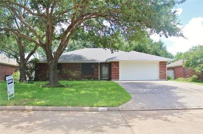 Sealy Single Family Home For Sale: 1213 Shadowlake Drive