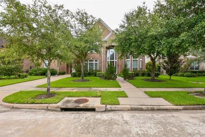 Missouri City Single Family Home For Sale: 8819 Stones Throw Lane