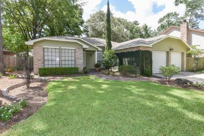 Kingwood Single Family Home For Sale: 2906 Parkwood Manor Drive