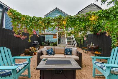 Galveston Single Family Home For Sale: 1913 Avenue N