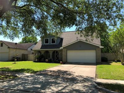 Sugar Land Single Family Home For Sale: 2934 Lakefield Way