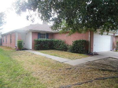 Houston Single Family Home For Sale: 5919 W Harrow Drive
