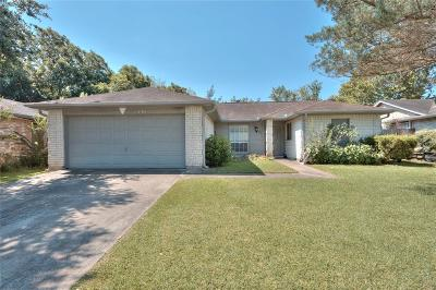Pearland Single Family Home For Sale: 3022 Becket Street