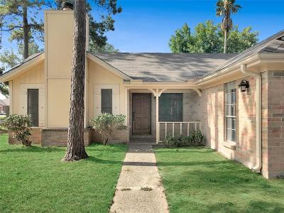 Humble TX Single Family Home For Sale: $150,000