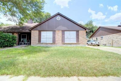 Katy TX Single Family Home For Sale: $129,750