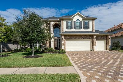 Cypress Single Family Home For Sale: 17814 Folly Point Drive