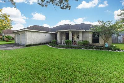 League City Single Family Home For Sale: 621 Meadowbriar Street