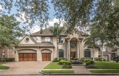 Single Family Home For Sale: 15306 Coastal Oak Court