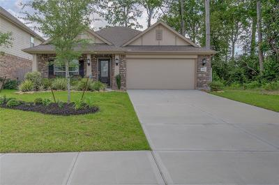 New Caney Single Family Home For Sale: 23680 Alder Branch Lane