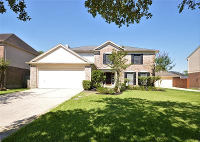 League City Single Family Home For Sale: 121 Bayou Bend Drive