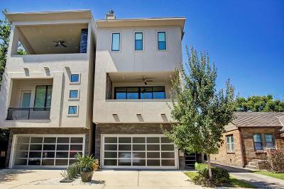 Houston Single Family Home For Sale: 2626 Persa Street
