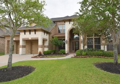 Katy Single Family Home For Sale: 4535 Red Yucca Drive
