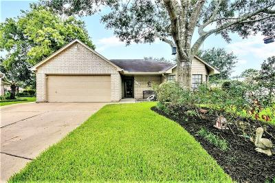 Pearland Single Family Home For Sale: 814 Forest Oaks Lane