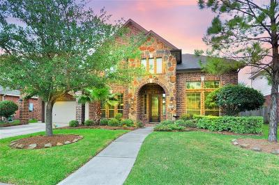 Pearland Single Family Home For Sale: 2517 Dry Bank Ln Lane