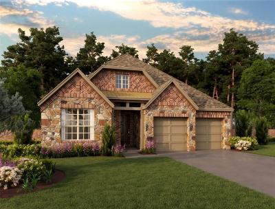 Humble Single Family Home Pending: 15703 Ballater Ridge