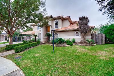 Houston Single Family Home For Sale: 1903 Whittington Court N