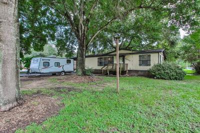 Tomball Single Family Home For Sale: 15803 Cypress Garden Drive