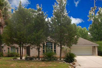 Montgomery Single Family Home For Sale: 428 E Hunting Tower Run