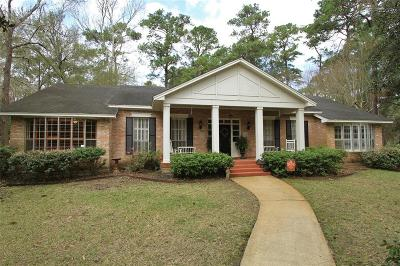 Kingwood Single Family Home For Sale: 2335 Lake Village Drive